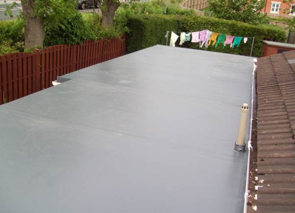 FLAT ROOF SHEFFIELD
