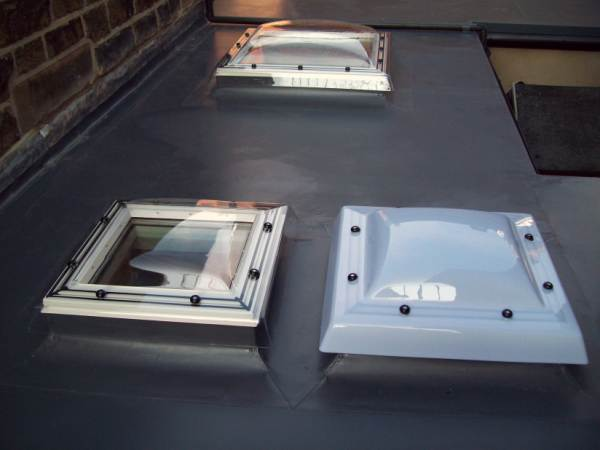 WINDOW LIGHTS FLAT ROOF HARROGATE